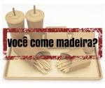 A celulose nos alimentos - Você come Madeira?