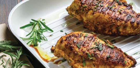 10 maneiras de temperar seus pratos sem usar sal