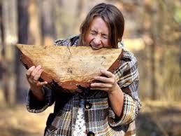 Você sabia que come madeira?