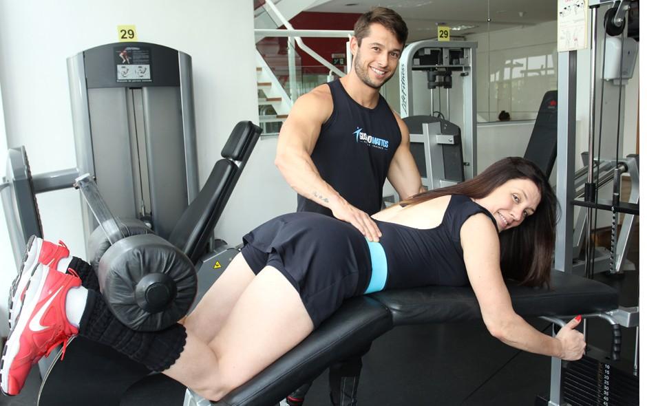 Consultoria Fitness - Gustavo Mattos e Simony