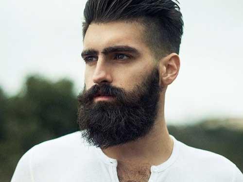 Barba de Lenhador