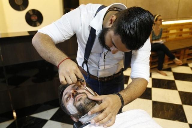 barbeiro profissão
