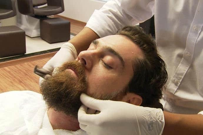 escola de barbearia